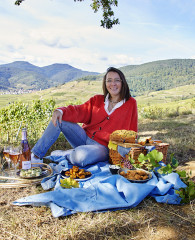 Picnic with Elodie Condemi