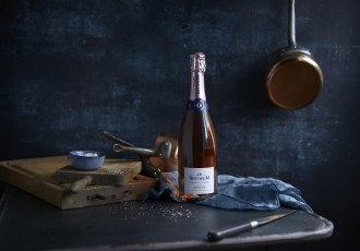 Nos Crémants d'Alsace Crémant Brut Rosé