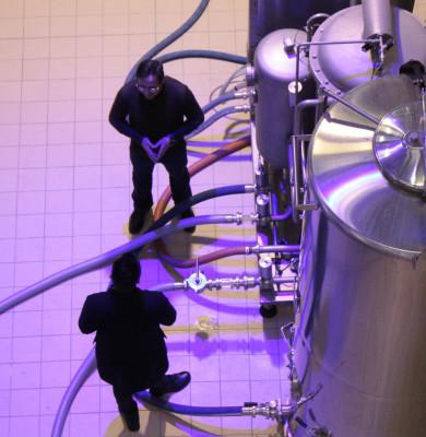 La filtration et l'élevage des vins