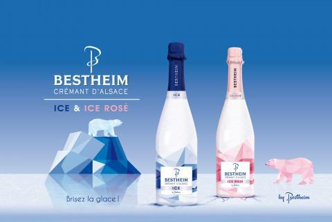 Crémant Ice Alsace Bestheim